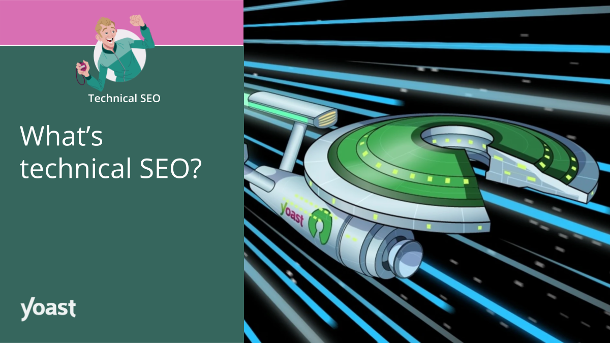 What does a technical SEO person do?