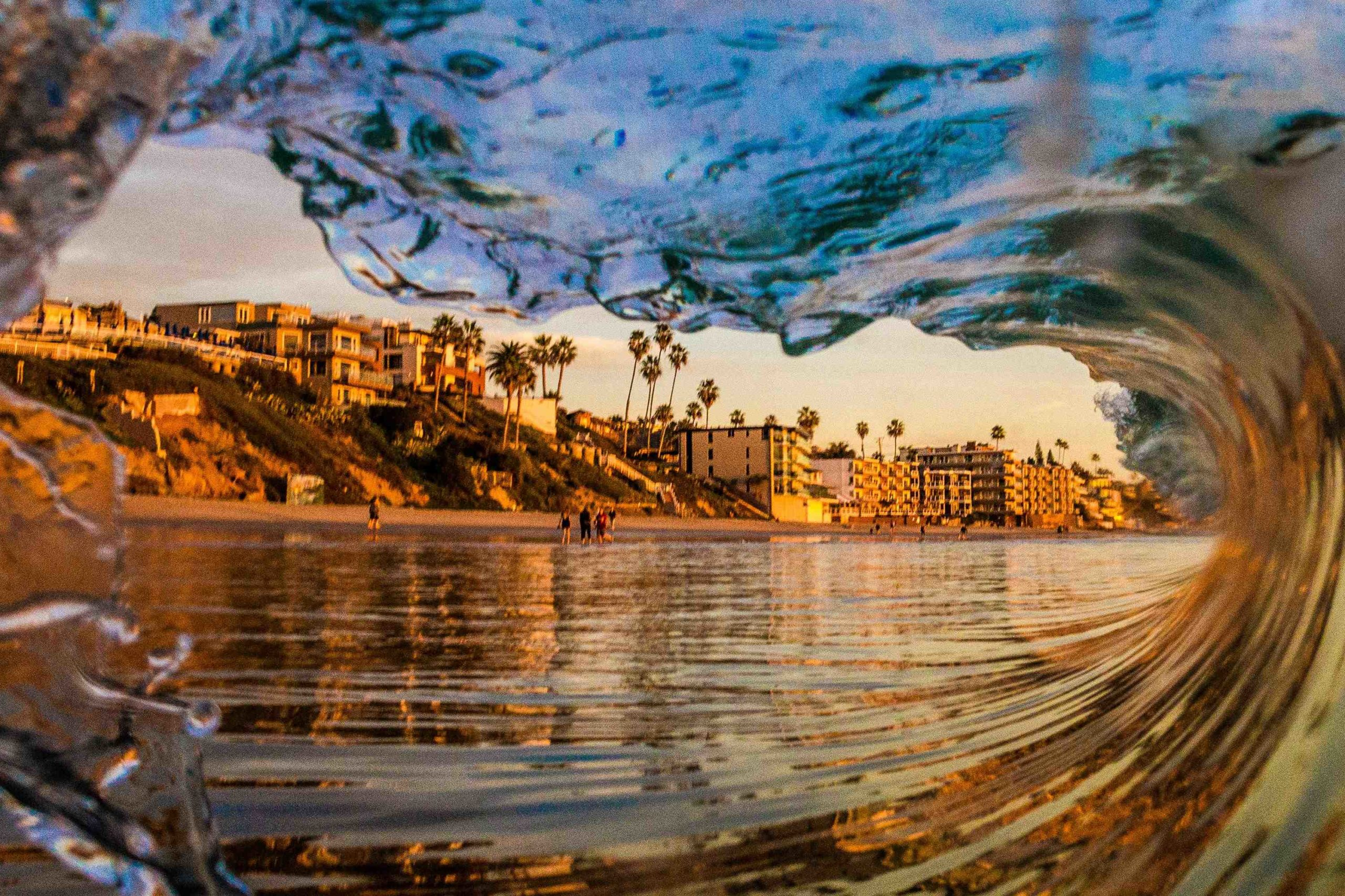 What is La Jolla known for?