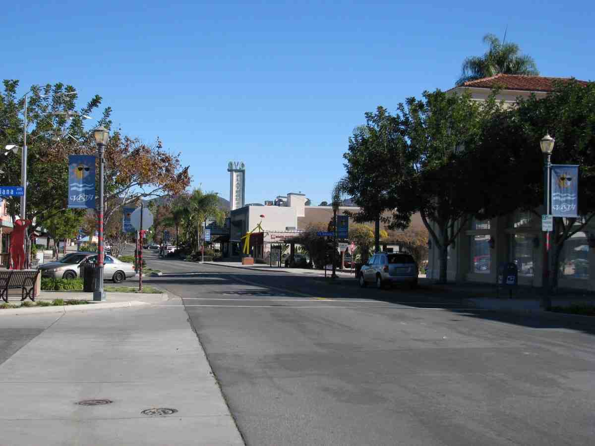 What is Vista CA known for?