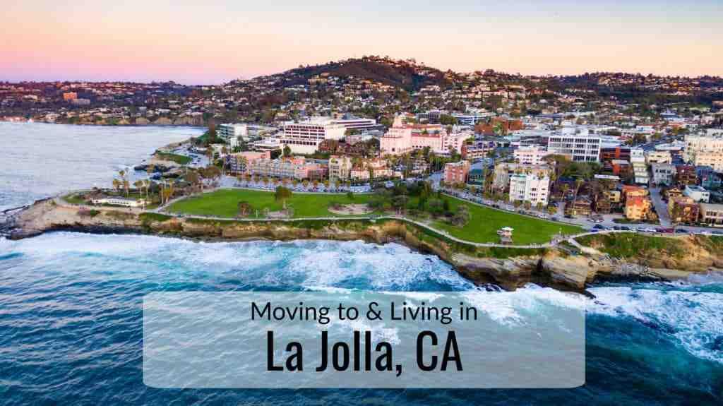 Which city is La Jolla in?